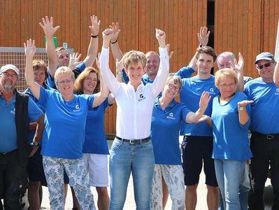 Das Team vom Tourismus Service Dahme